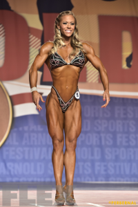 Bethany Wagner - Fitness International - 2016 Arnold Classic