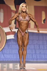 Ryall Graber - Fitness International - 2016 Arnold Classic