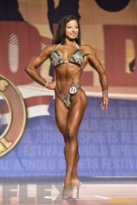Michelle Blank - Fitness International - 2016 Arnold Classic