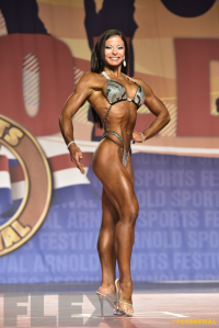 Michelle Blank - Fitness International - 2016 Arnold Classic