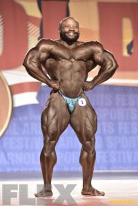 Charles Dixon - 212 Bodybuilding - 2016 Arnold Classic