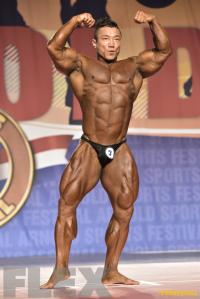 Kyung Won Kang - 212 Bodybuilding - 2016 Arnold Classic