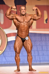 Guy Cisternino - 212 Bodybuilding - 2016 Arnold Classic