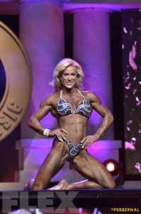 Tamee Marie - Women's Physique International - 2016 Arnold Classic