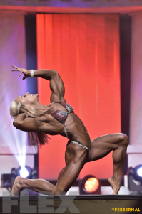 Danielle Reardon - Women's Physique International - 2016 Arnold Classic