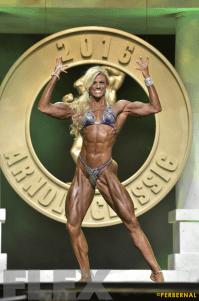 Autumn Swansen - Women's Physique International - 2016 Arnold Classic