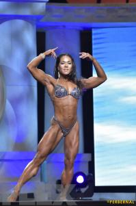 Akane Nigro Ismael - Women's Physique International - 2016 Arnold Classic