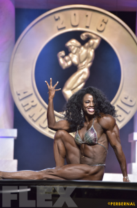 Susan-Marie Smith - Women's Physique International - 2016 Arnold Classic