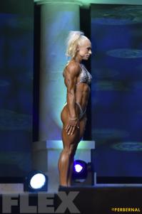 Jacklyn Adams - Women's Physique International - 2016 Arnold Classic