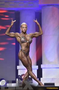 Mindi O'Brien - Women's Physique International - 2016 Arnold Classic