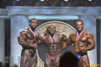 Open Bodybuilding Awards - 2016 Arnold Classic
