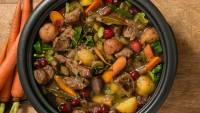 Slow Cooker Middle Eastern Stew