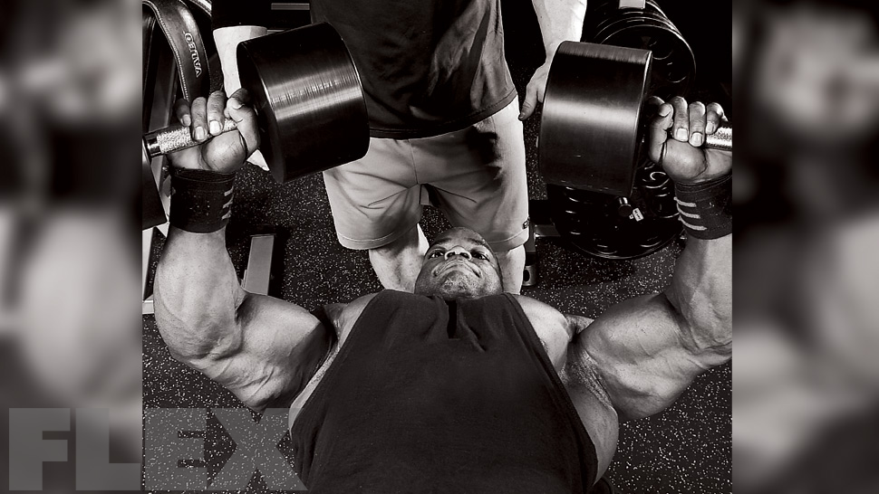 Train Your Chest for Size and Strength
