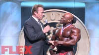 Kai Greene's 2016 Arnold Classic Victory Speech