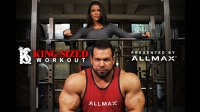 Steve Kuclo's King-Sized Workout, Coming Soon!