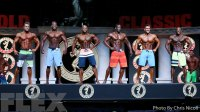 2016 Arnold Classic Men's Physique Call Out Report