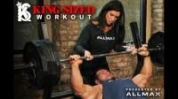 KING-SIZED Workout: The Split