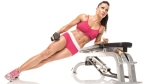 Oksana Grishinia's Flat Abds Workout Plan