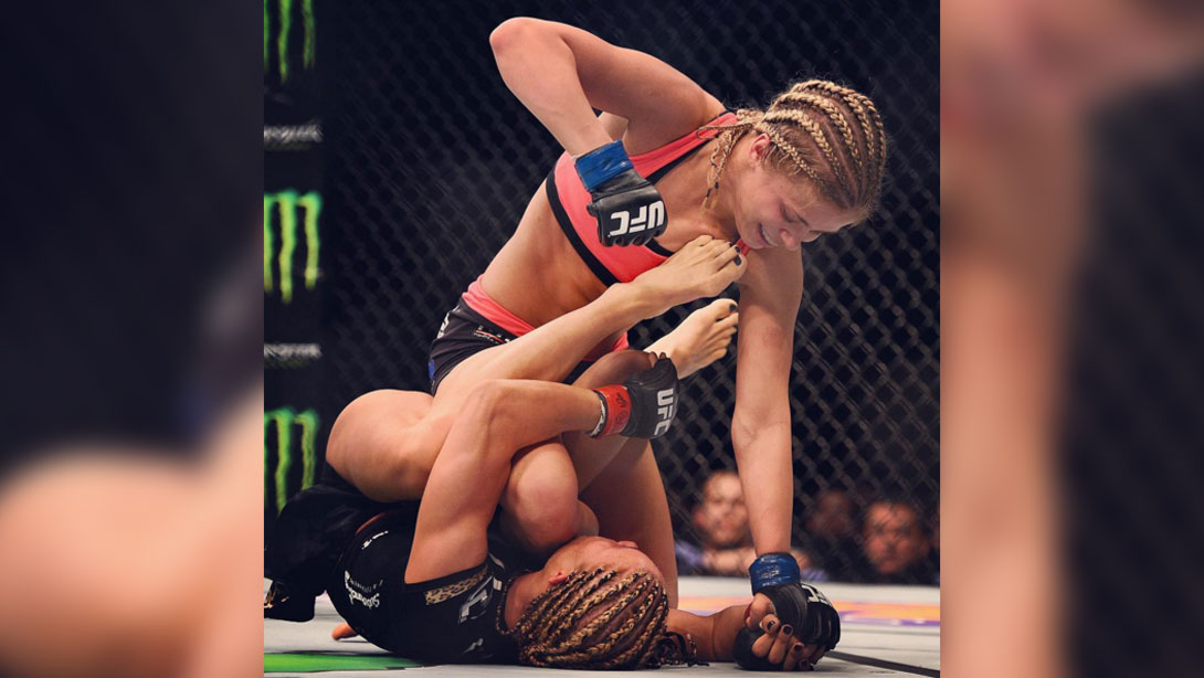 Paige VanZant on Being a Fighter and a Dancer