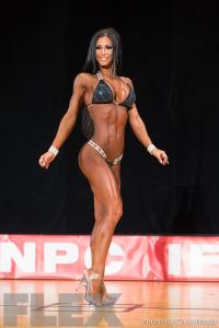 Anita Herbert - Bikini - 2016 Pittsburgh Pro