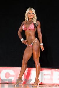 Justine Munro - Bikini - 2016 Pittsburgh Pro