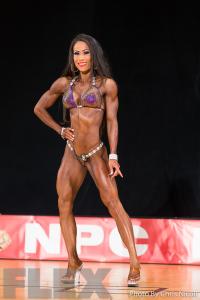 Mylien Nguyen - Bikini - 2016 Pittsburgh Pro