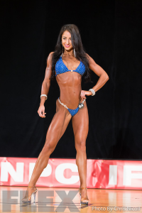 Casey Samsel - Bikini - 2016 Pittsburgh Pro