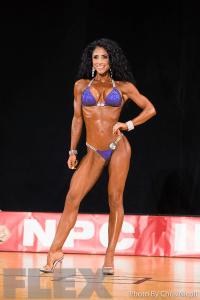 Michelle Sylvia - Bikini - 2016 Pittsburgh Pro
