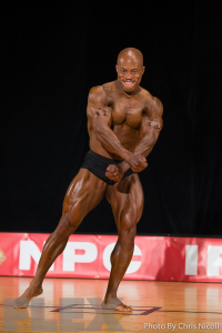 R.D. Caldwell, Jr. - Classic Physique - 2016 Pittsburgh Pro