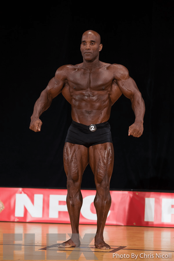Darrem Charles - Classic Physique - 2016 Pittsburgh Pro