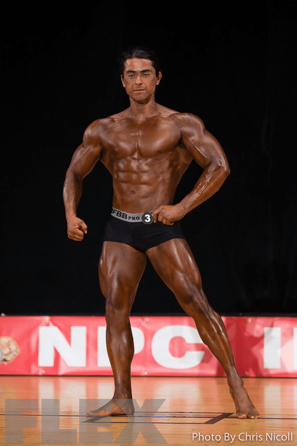 Edgar Julian Gonzalez - Classic Physique - 2016 Pittsburgh Pro