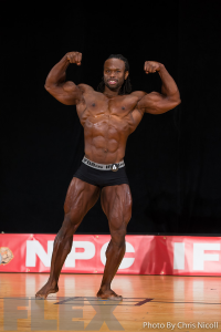 Daron Lytle - Classic Physique - 2016 Pittsburgh Pro