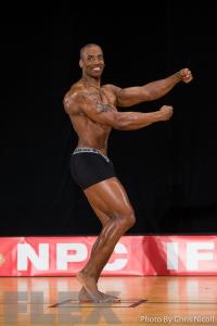 Sharif Reid - Classic Physique - 2016 Pittsburgh Pro