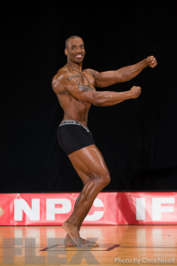 Sharif Reid - Classic Physique - 2016 Pittsburgh Pro