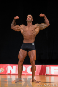 Russell Waheed - Classic Physique - 2016 Pittsburgh Pro