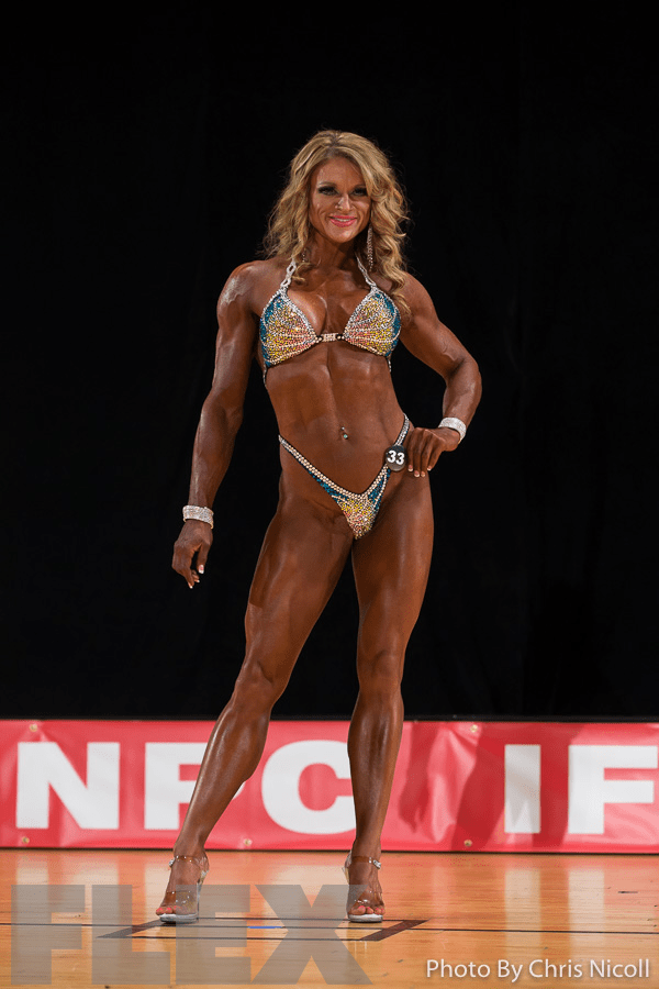 Harmony Baird - Figure - 2016 Pittsburgh Pro