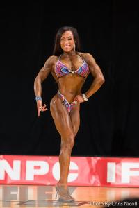 Allison Frahn - Figure - 2016 Pittsburgh Pro