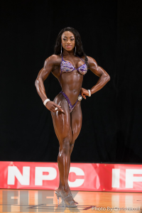 Shanique Grant - Figure - 2016 Pittsburgh Pro