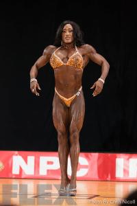 Felecia Murray - Figure - 2016 Pittsburgh Pro