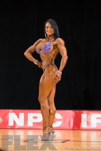Camala Rodriguez McClure - Figure - 2016 Pittsburgh Pro