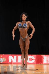 Tamara Sedlack - Figure - 2016 Pittsburgh Pro