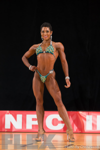 Chanelle Smith - Figure - 2016 Pittsburgh Pro