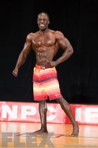 Raymond Akinlosotu - Men's Physique - 2016 Pittsburgh Pro