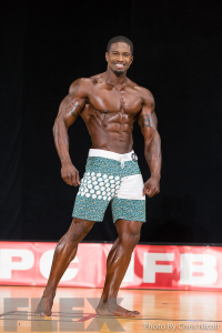 George Brown - Men's Physique - 2016 Pittsburgh Pro