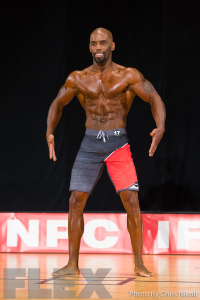 Harry Cook lV - Men's Physique - 2016 Pittsburgh Pro
