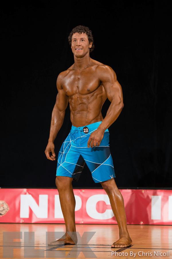 Collin Humphrey - Men's Physique - 2016 Pittsburgh Pro