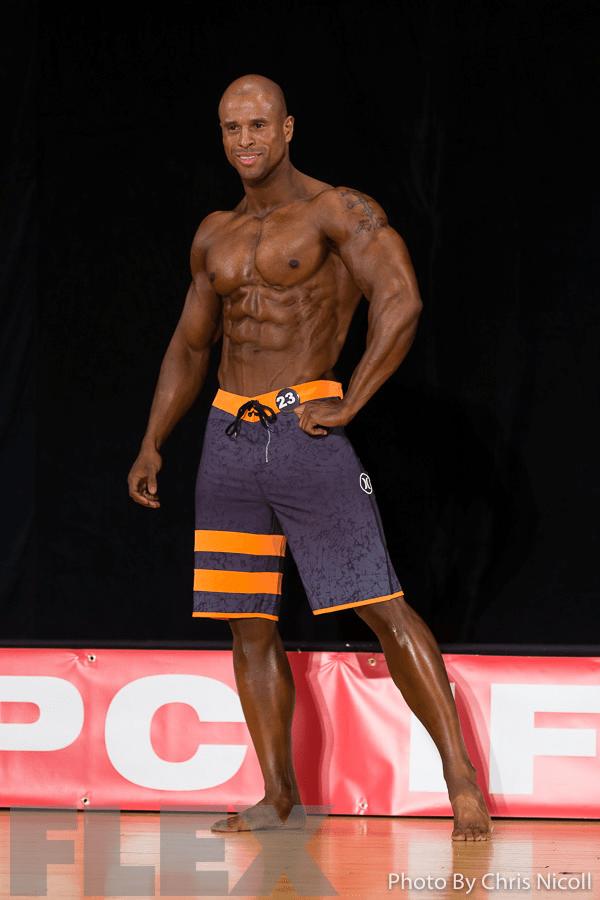 Chris McGowan - Men's Physique - 2016 Pittsburgh Pro