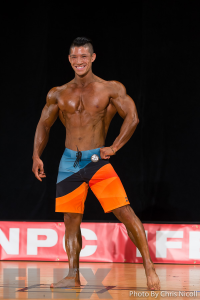 John Nguyen - Men's Physique - 2016 Pittsburgh Pro