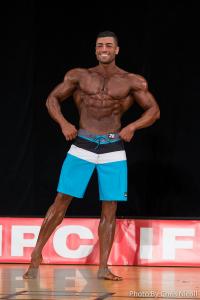 Alcides Vera lll  - Men's Physique - 2016 Pittsburgh Pro