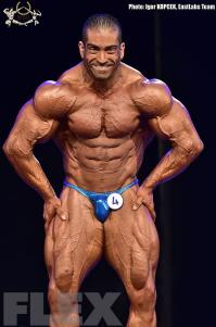 Raul Carrasco - 212 Bodybuilding - 2016 IFBB Mozolani Pro